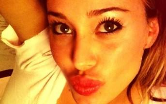 Belen Rodriguez battuta a colpi di click sul web da Selena Gomez