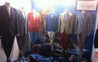 Pitti Uomo Primavera/Estate 2013: Gicapri per l'Abbigliamento Napoli
