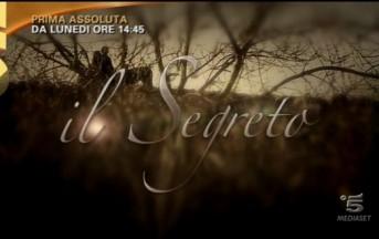 Anticipazioni Il segreto lunedì 10 giugno: prima puntata nuova soap opera Canale 5