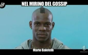 """Mario Balotelli infuriato: """"Non sposo Fanny Neguesha"""""""