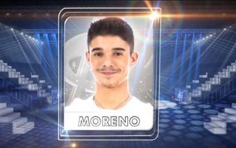 Amici 12: Moreno Donadoni comprerà casa ai suoi genitori con i soldi vinti