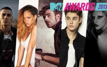 Mtv Awards 2013: cast e ospiti del grande show di domani sera