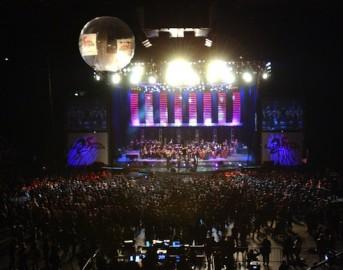 Radio Italia Live Palermo ecco dove vedere il concerto in televisione