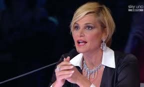 Simona Ventura X Factor