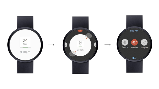Smart Watch Google