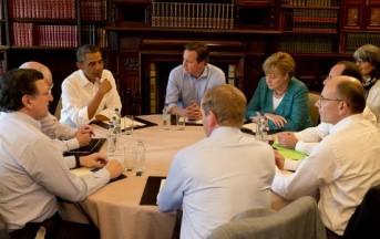 G8 in Irlanda, conclusioni di questi due giorni: più crescita e lavoro
