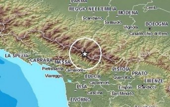 I danni e i feriti del terremoto di oggi e la seconda scossa magnitudo 4.0 in Garfagnana