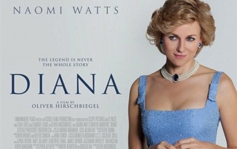 Naomi Watts è Lady D: la trasformazione è completa
