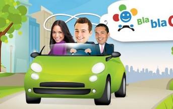 Condividere le spese del viaggio in auto: ora si può con BlaBlaCar