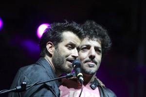 Silvestri e Gazzè concerti 2014