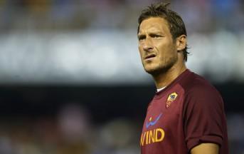 Roma, out Totti e Gervinho: a Udine gioca Borriello