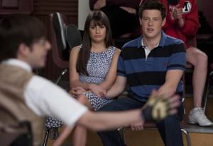 Glee Lea e Cory