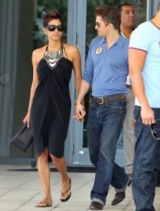 Halle Berry e Olivier Martinez