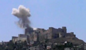 Fortezza in Siria