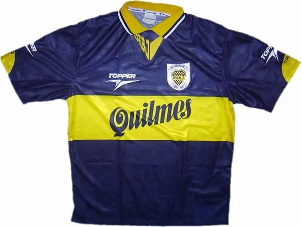Maglia Boca Juniors