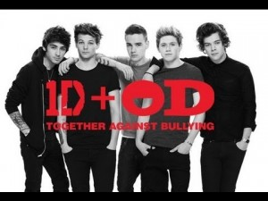 One Direction against bullying