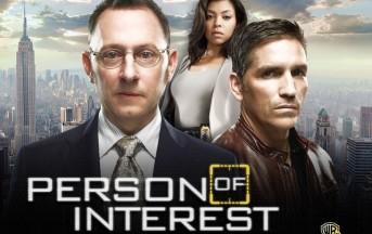 Stasera in diretta Tv: Person of Interest 2 e Virus Il contagio delle idee