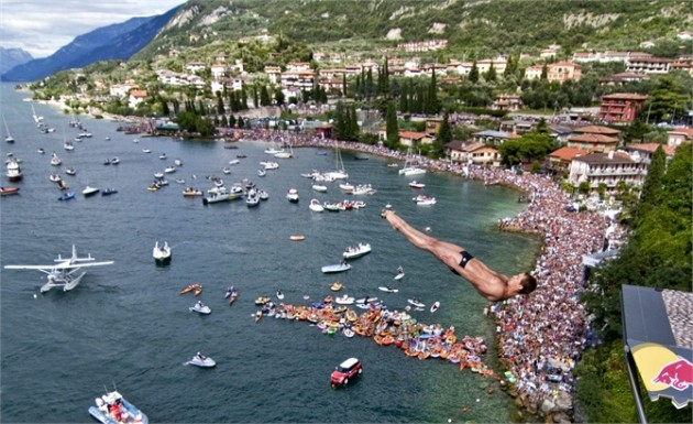 Red Bull Cliff Diving3