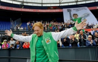 Ultras del Feyenoord vive pomeriggio da sogno prima di morire (Video)