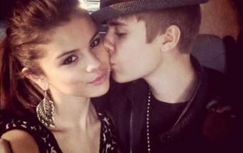 Justin Bieber: una rosa per Selana Gomez, la sua rubacuori