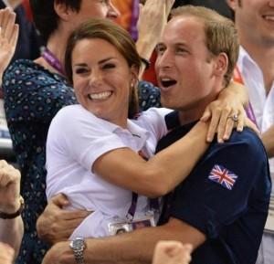 Kate e William felici