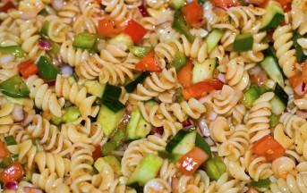 Insalata di pasta ricetta