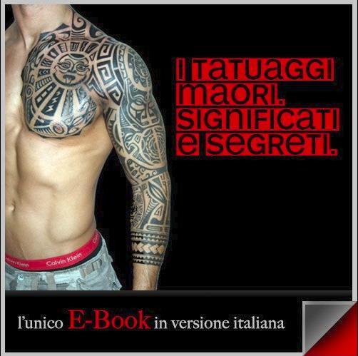 Tattoo un ebook sul significato dei tatuaggi maori for Tattoo simboli di vita