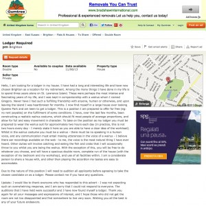 lodger-required-gumtree