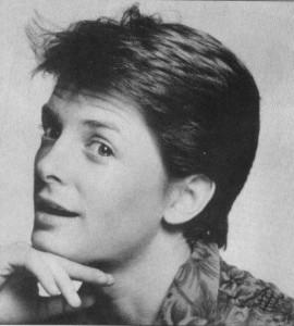 Michael J.Fox giovane