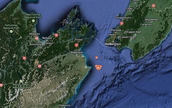 Terremoto in Nuova Zelanda:  magnitudo 6.5 ma nessun danno tranne il Parlamento