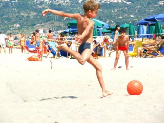 partitella spiaggia