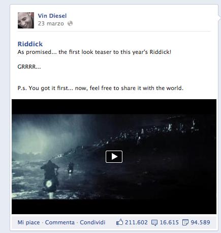 vin-diese-annuncia-riddick-su-facebook