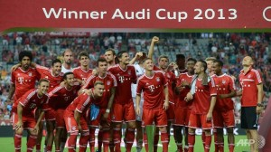 Audi Cup Bayern Monaco