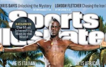 Ultime news Milan: Balotelli sulla copertina di Sports Illistrated