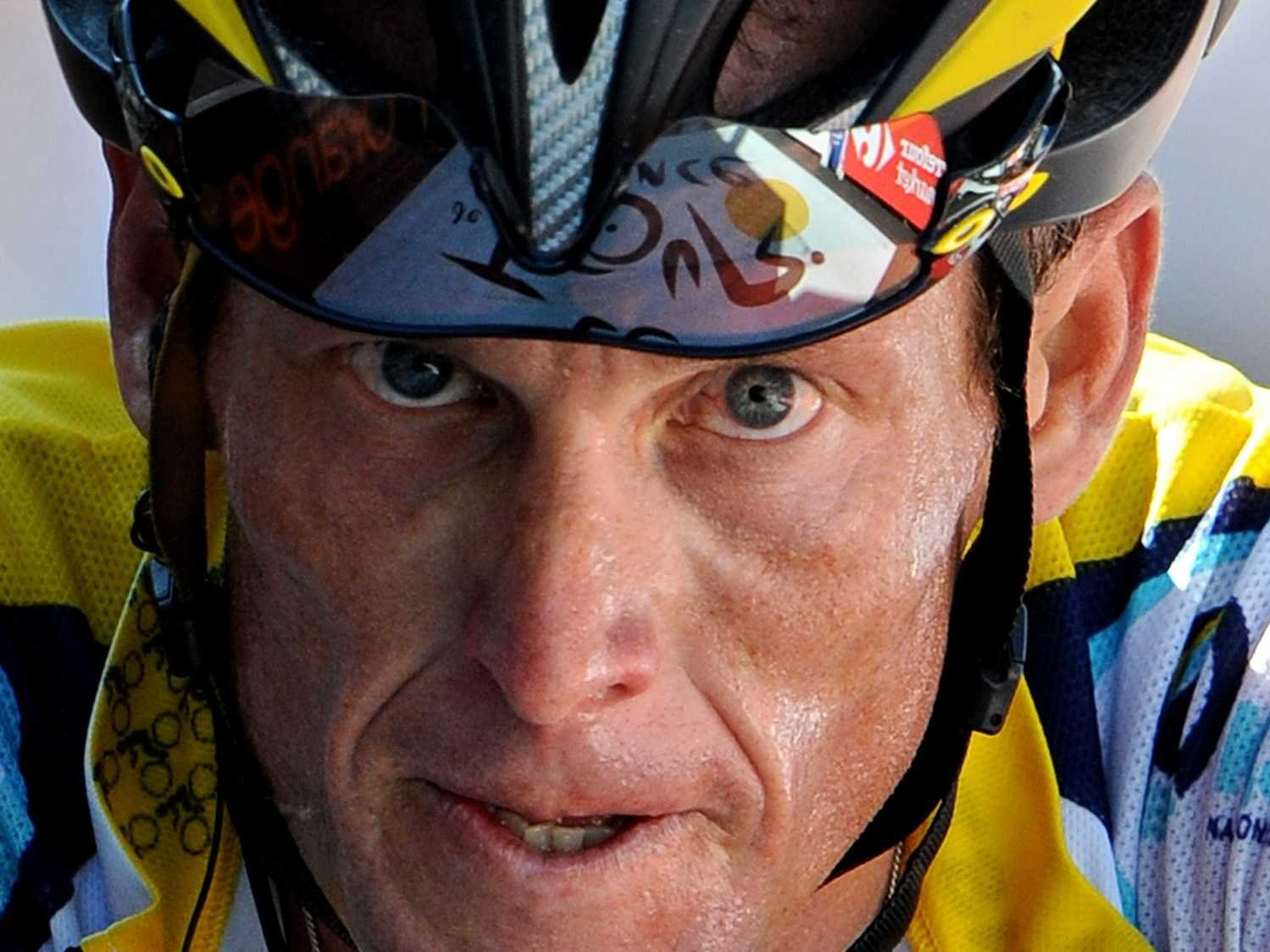 Bradley Cooper interessato ad un paio di progetti su Lance Armstrong - UrbanPost - Lance-Armstrong-tour-de-france-2009