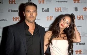 Megan Fox e il marito Brian Austin Green sono in attesa del secondo figlio