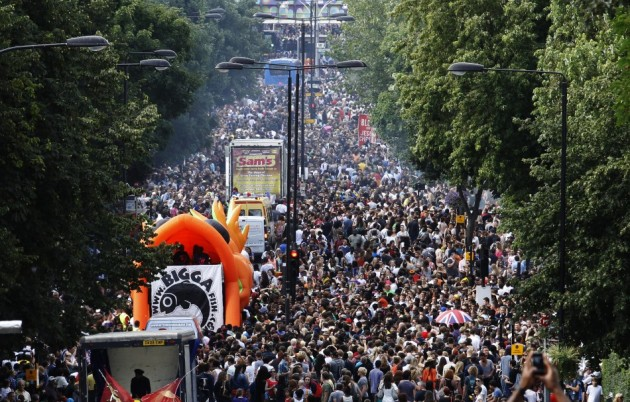 Notting Hill Carnival 4