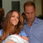 Principe William, Catherine e il piccolo George