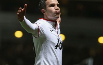 Swansea-Manchester United: spettacolare rovesciata di Van Persie (video)