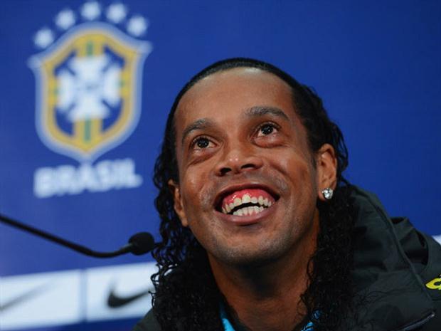 Ronaldinho si sposa