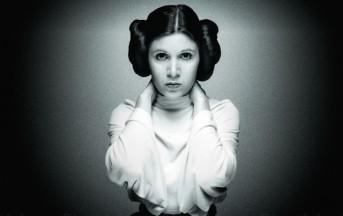 Carrie Fisher è morta: dalle dipendenze al bipolarismo, il ritratto della Principessa Leila di Star Wars