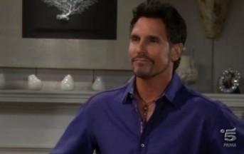 Anticipazioni Beautiful 7 agosto: Bill non vuole più ritornare con Katie
