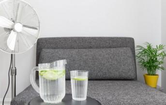 Come rinfrescare la casa senza l'uso del climatizzatore