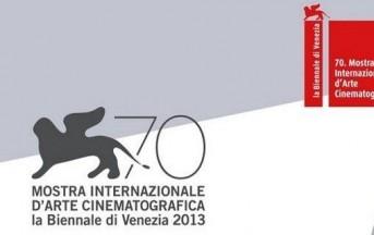 Mostra Internazionale del Cinema di Venezia 2013 all'insegna dei grandi Maestri