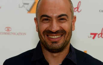 Gianluigi Paragone approda su La7 con La Gabbia