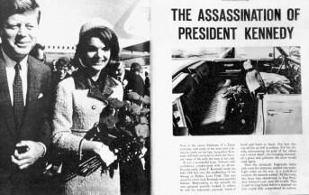Parkland in Arrivo per l'Anniversario della  Morte di Kennedy