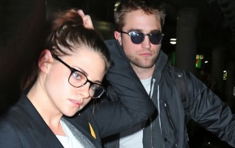Robert Pattinson va a trovare l'ex fidanzata Kristen Stewart