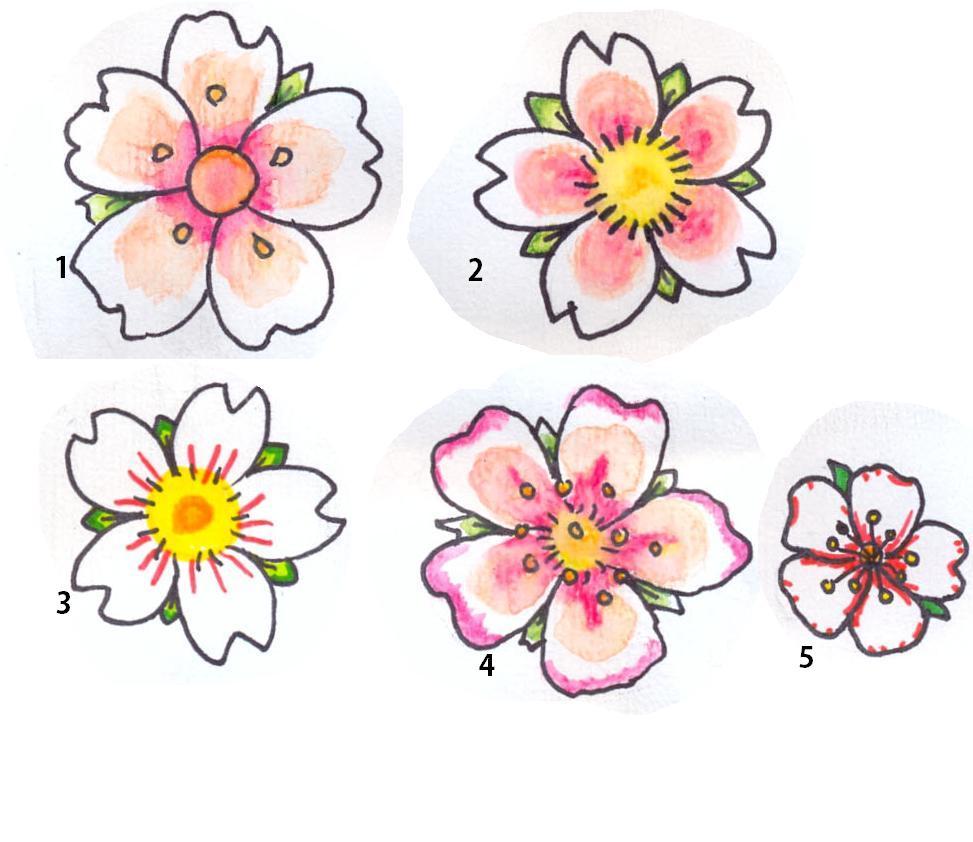 Tatuaggi giapponesi i pi glamour e significativi urbanpost for Disegni fiori per tatuaggi