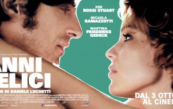 Anni felici: il nuovo film di Daniele Luchetti dal 3 ottobre al cinema