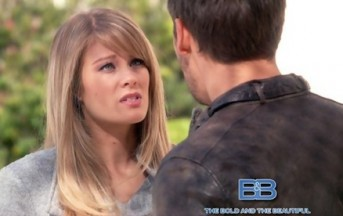 Anticipazioni Beautiful mercoledì 11 settembre: Hope racconta a Brooke del bacio tra lei e Liam